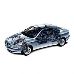 156 Sedan 1997-2003