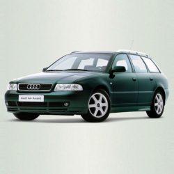 A4 B5 Avant 1995-2001