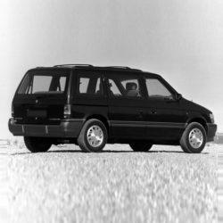 Voyager 1991-1996