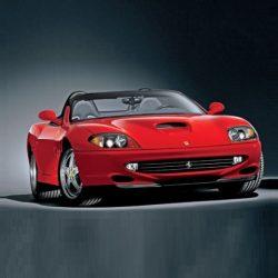 F550 Barchetta 2000-2002