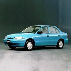 Accent 1994-1996