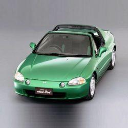 CRX 1992-1998