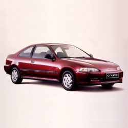 Civic Coupe 1993-1995