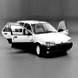Fiesta 1989-1995