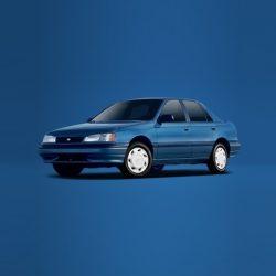 Lantra 1990-1993