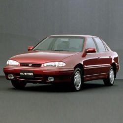 Lantra 1993-1995