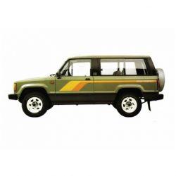 Trooper 1983-1986