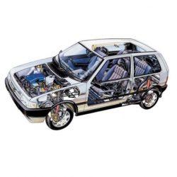 Uno 1989-1993