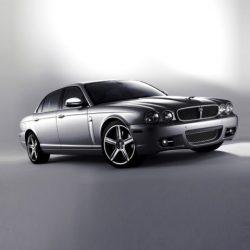 XJ-Type 2007-2010