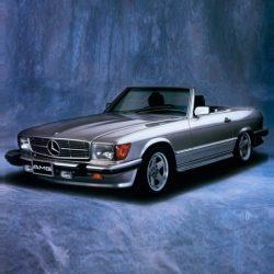Clase SL R107 1971-1989