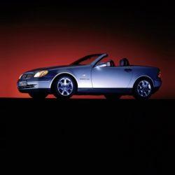 Clase SLK R170 1996-2000