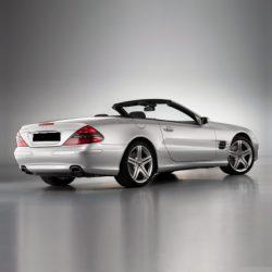 Clase SL R230 2001-2008