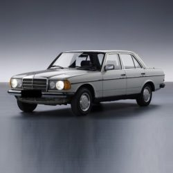 Clase E W123 1976-1985