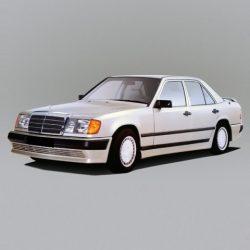Clase E W124 1985-1993