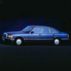 Clase S W126 1979-1991