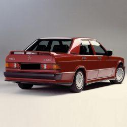 Clase C W201 1988-1993