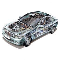 Clase C W204 Sedan 2007-2011