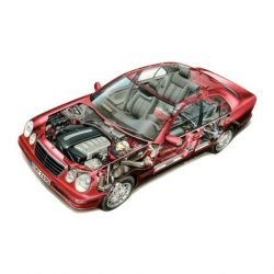 Clase E W210 Sedan 1999-2002
