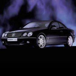 Clase CL W215 1999-2002