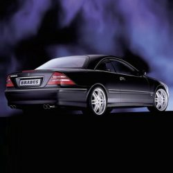 Clase CL W215 2003-2006