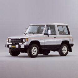 Pajero 1982-1991