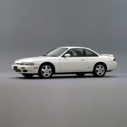 Silvia 1993-1996