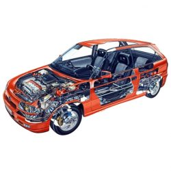 Astra F 1991-1997