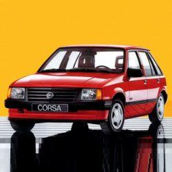 Corsa A 1982-1990