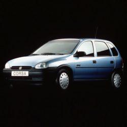 Corsa B 1993-1997
