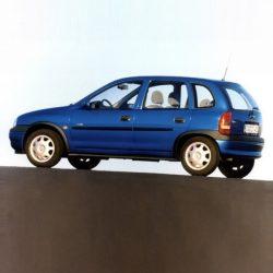 Corsa B 1997-2000