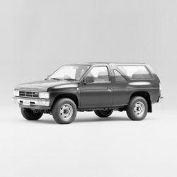 Terrano 1987-1989