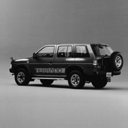 Terrano 1989-1993