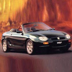 MG F 1999-2002