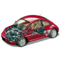 New Beetle 9C 1998-2005