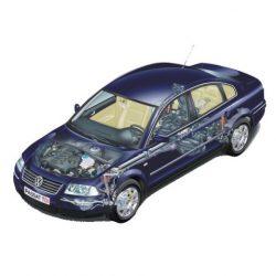 Passat Sedan 3BG 2000-2005