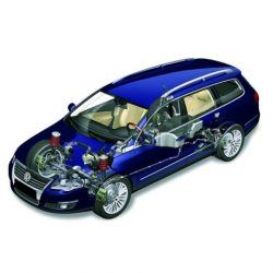 Passat Variant 3C 2005-2010