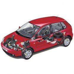 Polo 9N 2001-2005