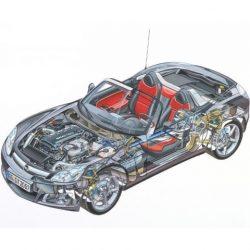 Speedster 2000-2005