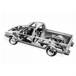 Caddy 1980-1995
