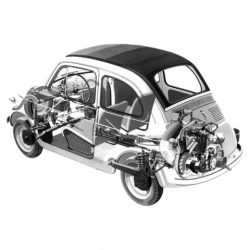 500 1957-1977
