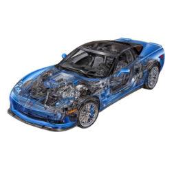 Corvette C6 2005-2013