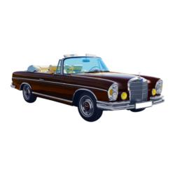 Clase S W108 1965-1973